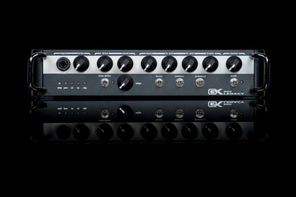 Gallien-Krueger Legacy Series Amps Now Shipping