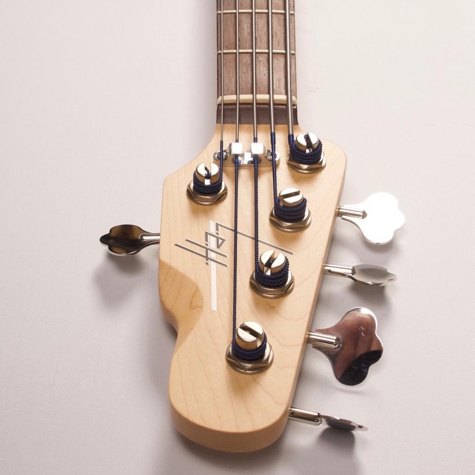 L.e.H Guitars Headstock