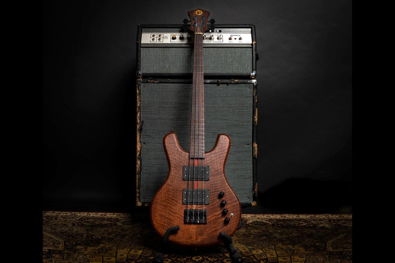 Owl Bass Guitars Alchemist 4-32 Bass