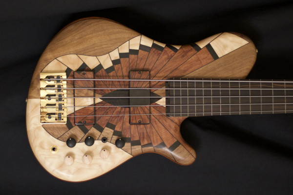 Bass of the Week: PHD Guitars Kai Eckhardt Signature Bass