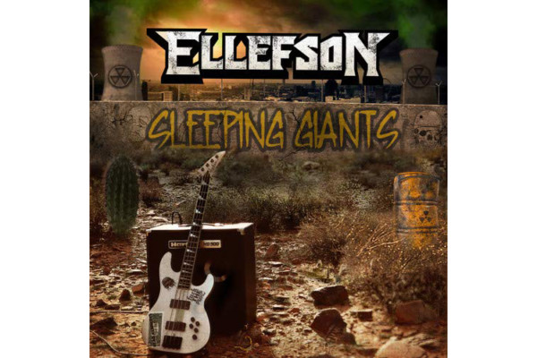 Megadeth's David Ellefson Releases Debut Solo Album, Second Memoir