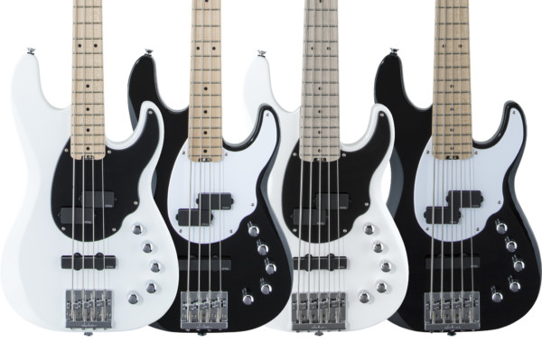 Jackson Guitars Unveils X Series Signature David Ellefson CBXM IV and V Basses