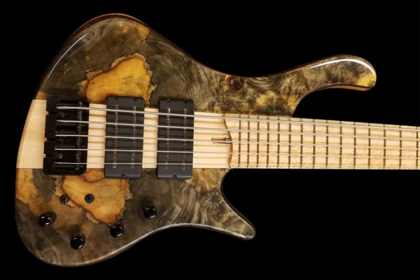 Bass of the Week: MG Bass Africa 5 Andy Irvine Signature