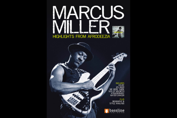 Stuart Clayton Publishes New Marcus Miller Transcription Book
