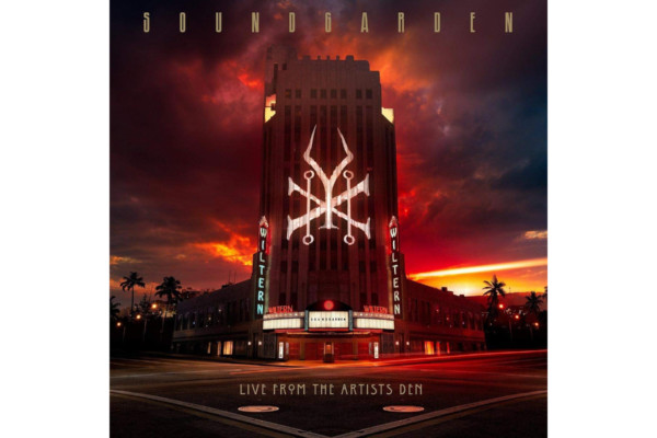 "Soundgarden Releases ""Live from the Artists Den"""