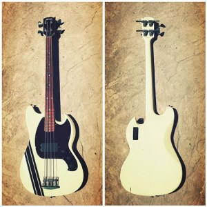 Abernethy Guitars Basses Front and Back
