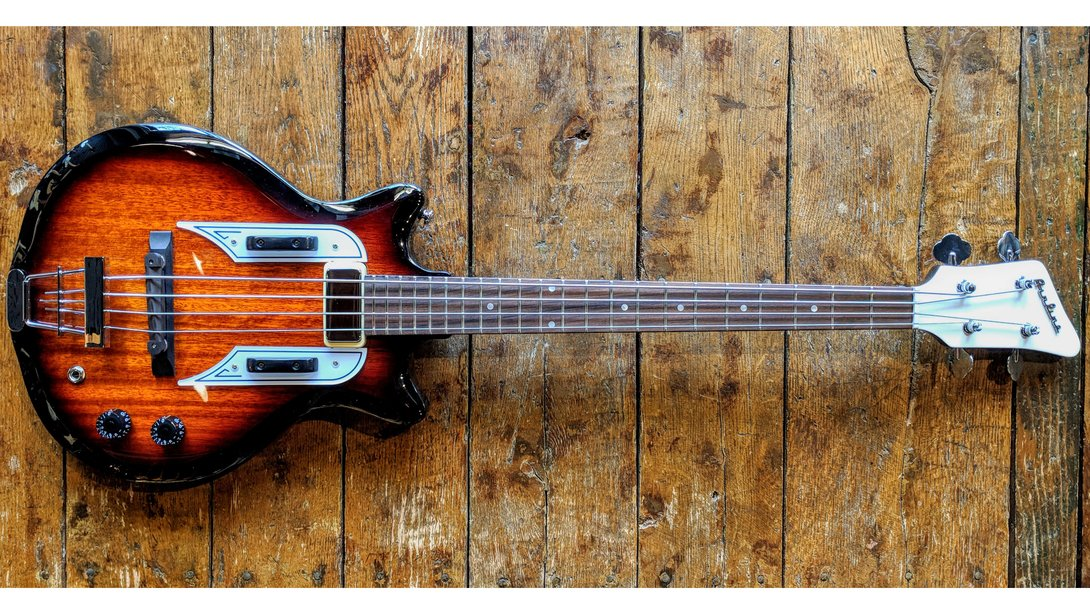 Eastwood Guitars Airline Pocket Bass