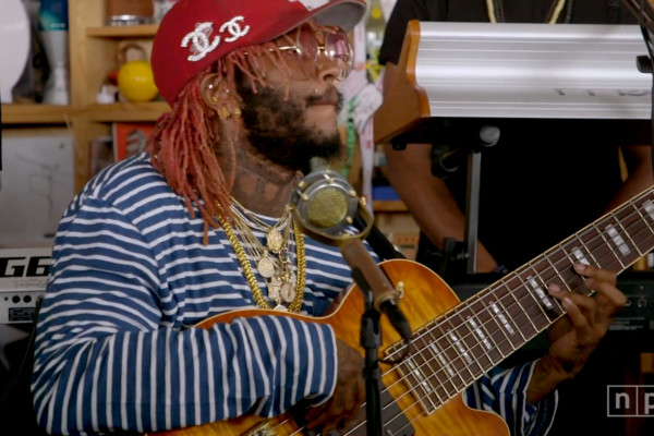 Ty Dolla $ign with Thundercat: Tribute To Mac Miller