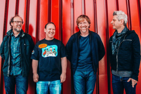 Phish Announces Fall Tour, Mike Gordon Teases New Album With Leo Kottke