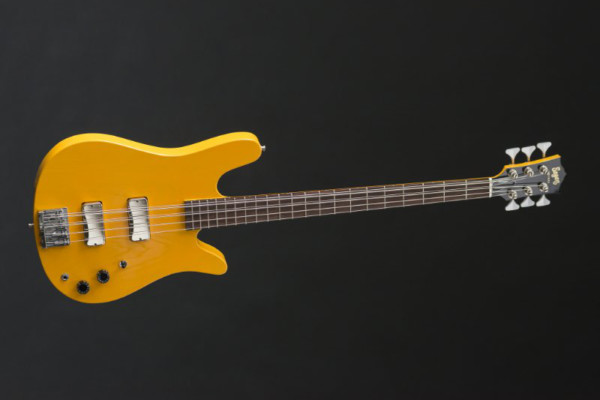 Bass of the Week: Seger Guitars 6-String DC Bass
