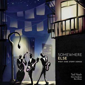 Ted Nash: Somewhere Else