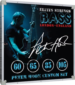 The Bass Centre Peter Hook Elites Signature Bass Strings