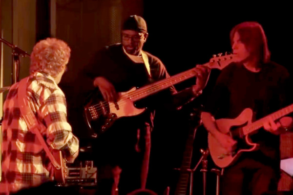 Lee Ritenour and Mike Stern: Smoke 'n' Mirrors