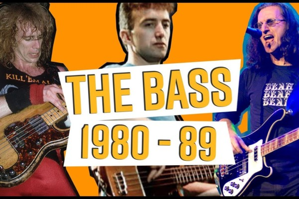 Scott Devine: The Bass (1980 – 1989)