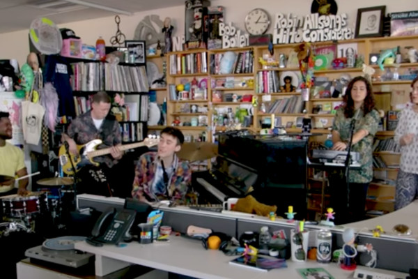 Jacob Collier: NPR Tiny Desk Concert
