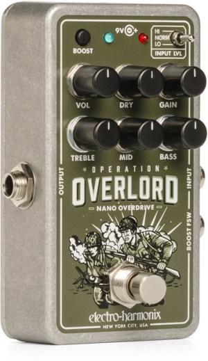 Electro-Harmonix Nano Operation Overlord Pedal