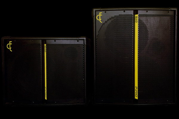 Epifani DIST2 Bass Cabinets Now Available