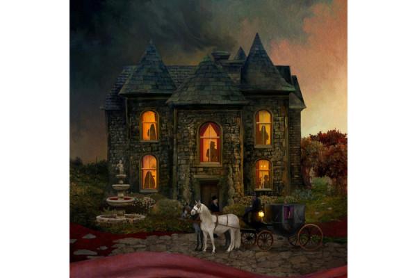 """Opeth Releases """"In Cauda Venenum"""""""