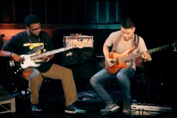 Brandon Brown and Joshua Young: Bass Shed