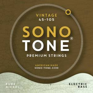 SonoTone Vintage Bass Strings