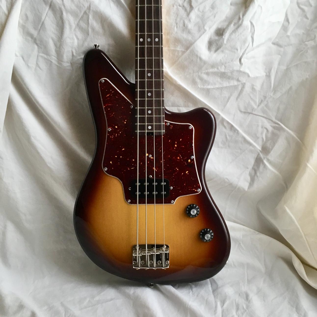 Swope Bass Body