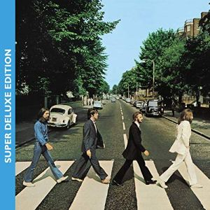 The Beatles: Abbey Road 50th Anniversary Super Deluxe Edition