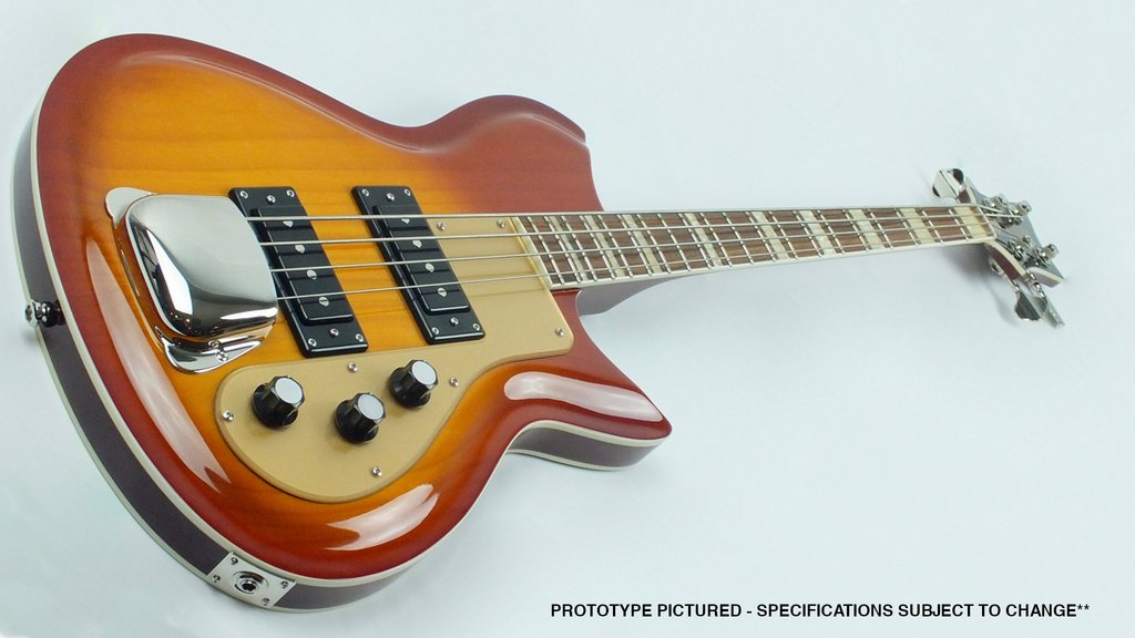Eastwood Rivolta Combinata Bass VII