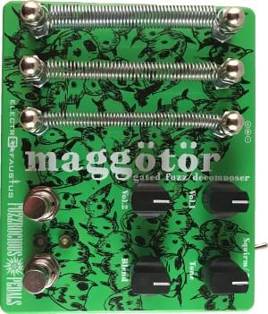 Fuzzrocious and Electro-Faustus Maggotor Pedal