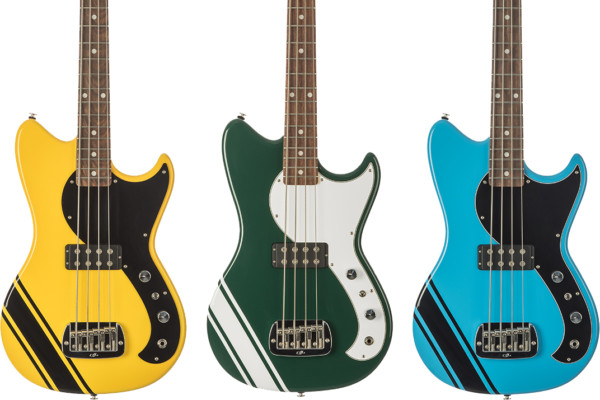G&L Unveils the Fallout Bass Launch Edition