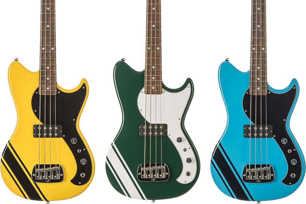 G&L Fallout Basses - Launch Edition