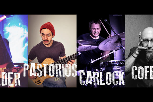 Felix Pastorius Joins Jeff Coffin for Tour