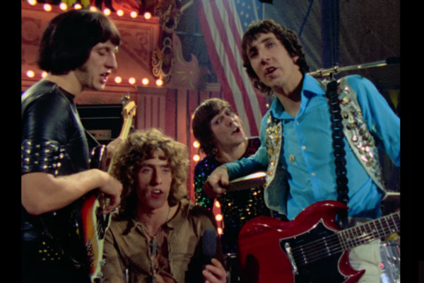 The Who: A Quick One (While He's Away)