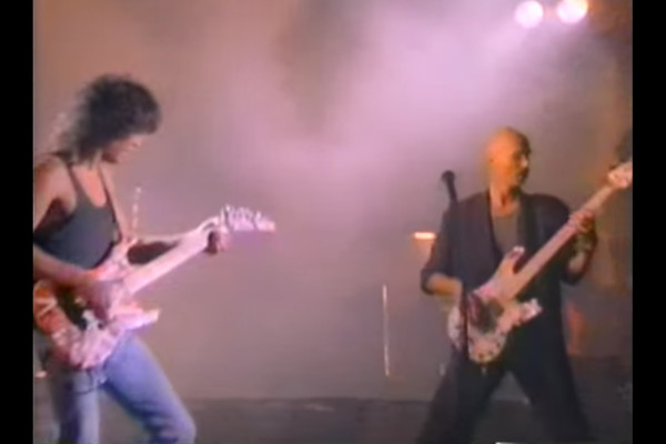 Eddie Van Halen, Jan Hammer, Tony Levin, and Jerry Marotta: Les Paul & Friends Tribute (1988)