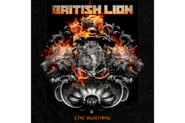 "Steve Harris and British Lion Release New Track From ""The Burning"""