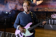 "The Bass Centre Unveils the Guy Pratt ""Betsy"" Bass"