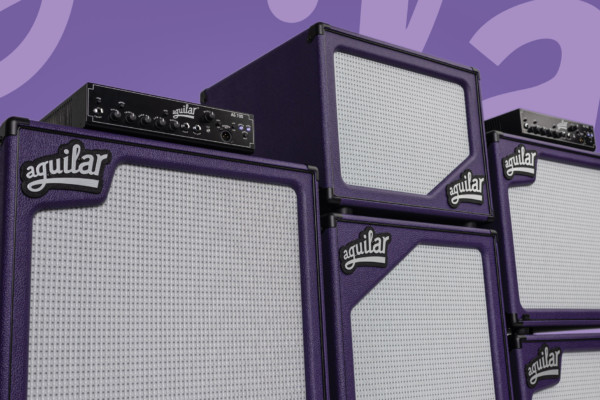 Aguilar Amplification Unveils 2020 Limited Edition Cabinet Color