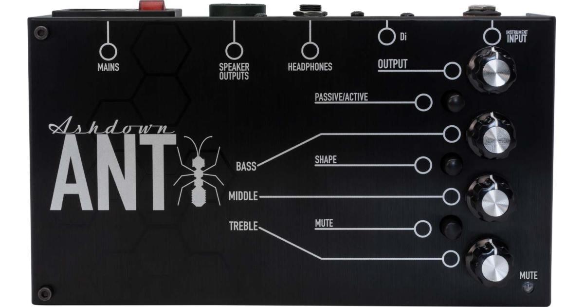 Ashdown Ant Micro Bass Amp