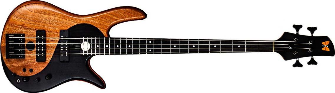 Fodera Mahogany Yin Yang Standard Bass