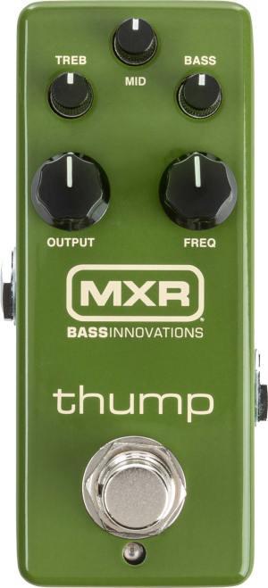 MXR Thump Bass Preamp Pedal