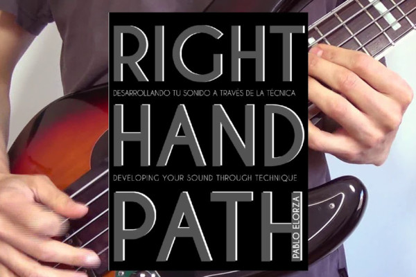 "Pablo Elorza Publishes ""Right Hand Path"" Technique Book"