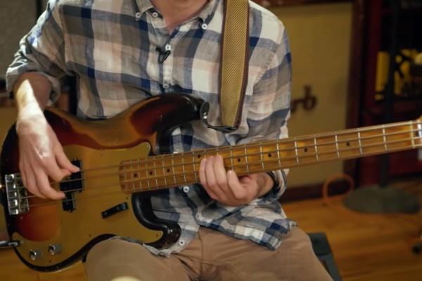 Michael League: Bass Pedal Tricks