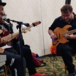 "Marcus Miller, Jason Leopold and Federico Malaman: ""What's Going On"" Jam"