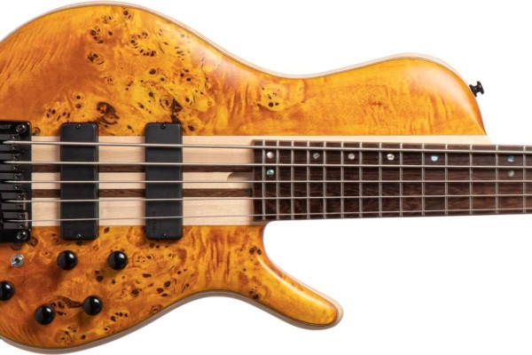 Cort Announces A5 Plus SC Bass