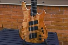 Bass of the Week: Geist Custom Instruments Phantom BF5