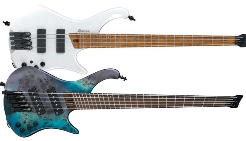 Ibanez Unveils EHB Headless Bass Series