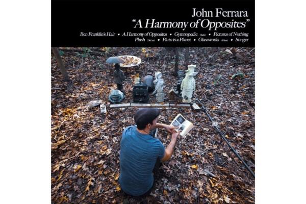 "John Ferrara Releases Solo Debut Album, ""A Harmony of Opposites"""