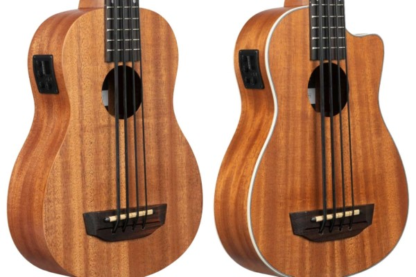 Kala Introduces New Affordable U-Bass Models