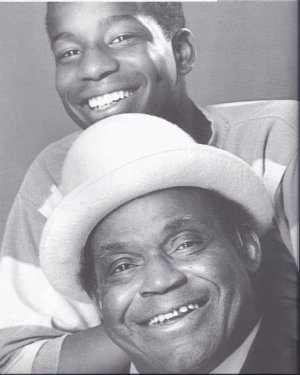 Alex and Willie Dixon