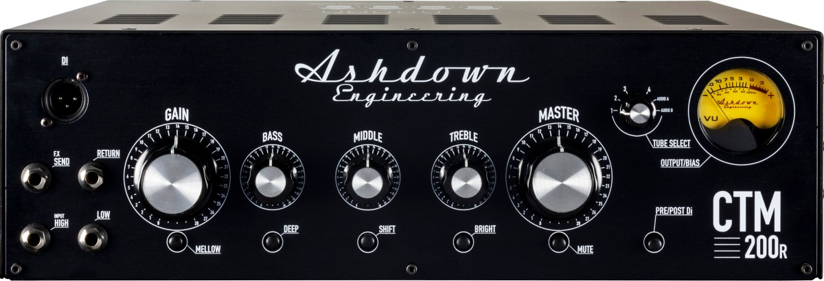 Ashdown Engineering CTM-200R Bass Amp