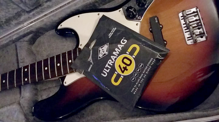 Rotosound Ultramag Bass Strings and Bass